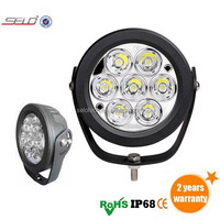 70W 6 inch New Design Driving Lamp Off-Road LED Work Light Strong power