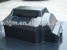 plastic cover with vacuum forming thermoforming products