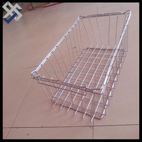 High quality Stainless Steel Cheap Storage Baskets