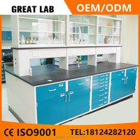Hot sale lab bench, popular used in the Research & Development institute, healthcare, pharmaceuticals, product test lab bench