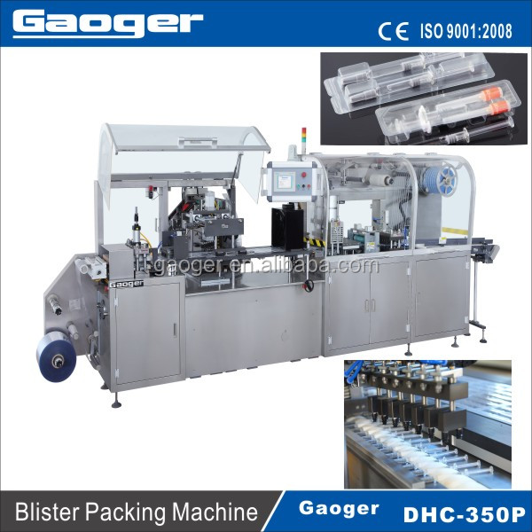 DHP-350P PFS blister packing machine