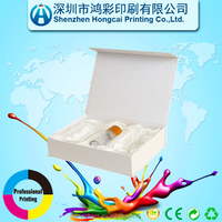 Fine personal care seed oil cardboard packaging box