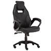 Customized wood back adjustable comfortable ergonomic design PU nylon mesh office gaming chair