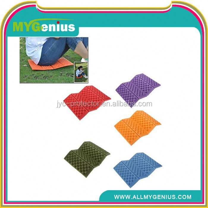 Foldable Folding Outdoor Camping Mat Seat Foam XPE Cushion Portable Waterproof Chair Picnic Mat Pad