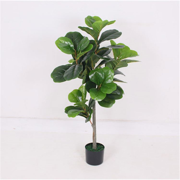 Competitive price OEM design realistic artificial ficus tree models