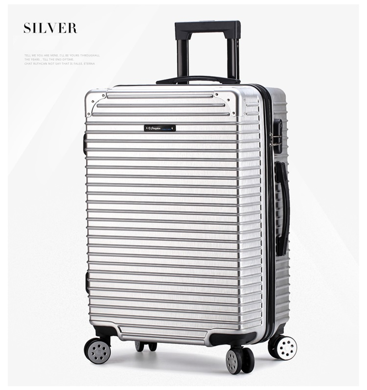 China cheap travel trolley bags luggage bag with high quality suitcase