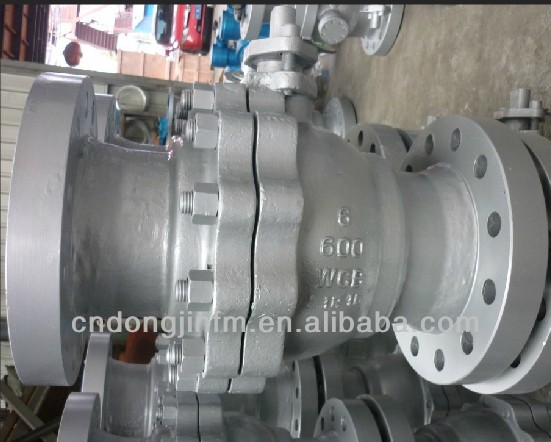 API 600lb Carbon Steel Ball Valve (Q41F-600LB)