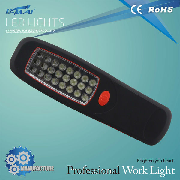 SUPER BRIGHT LED RECHARGEABLE WORKING LIGHTINGS