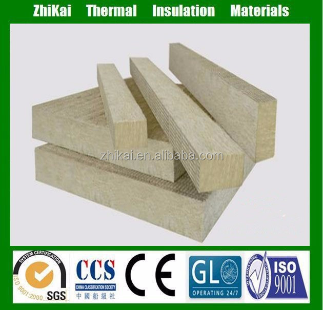 heat insulation sound deadening board rockwool blocks