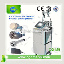 Multifunction Hot Sale jmlb-1201 vacuum cavitation machine for slimming