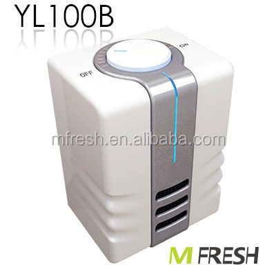 alibaba China supplier high effecient MFresh YL-100B min ion wall mounted air treatment unit with CE and RoHs certification