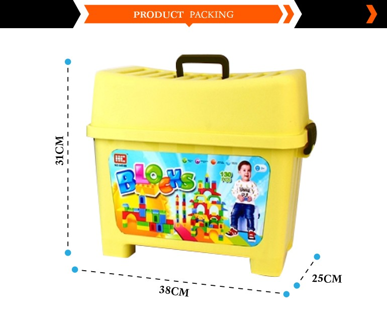best selling diy stick car construction intellect big blocks toys for kids educational