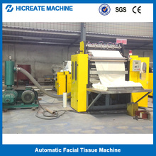 New condition for 2015 4 Lines Automatic Facial Tissue Machine
