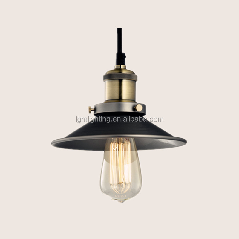 Project small hanging lamp Classic hardware small drop light LGM0232 filament bulb decorative fancy lighting