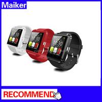 Maiker bluetooth smartwatch u8 for sale,gps cheap u8 smart watch phone
