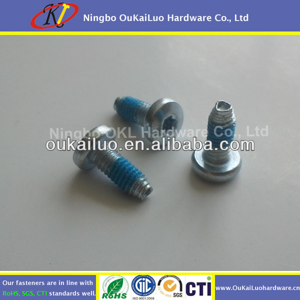 Torx Self Locking Nylock Screw