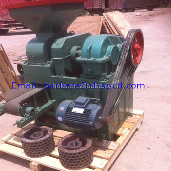 Factory sell coal press machine coal briquetting machine coconut shell charcoal briquette machine