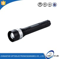 RoHS Approved Perfect design hand pressing flashlight