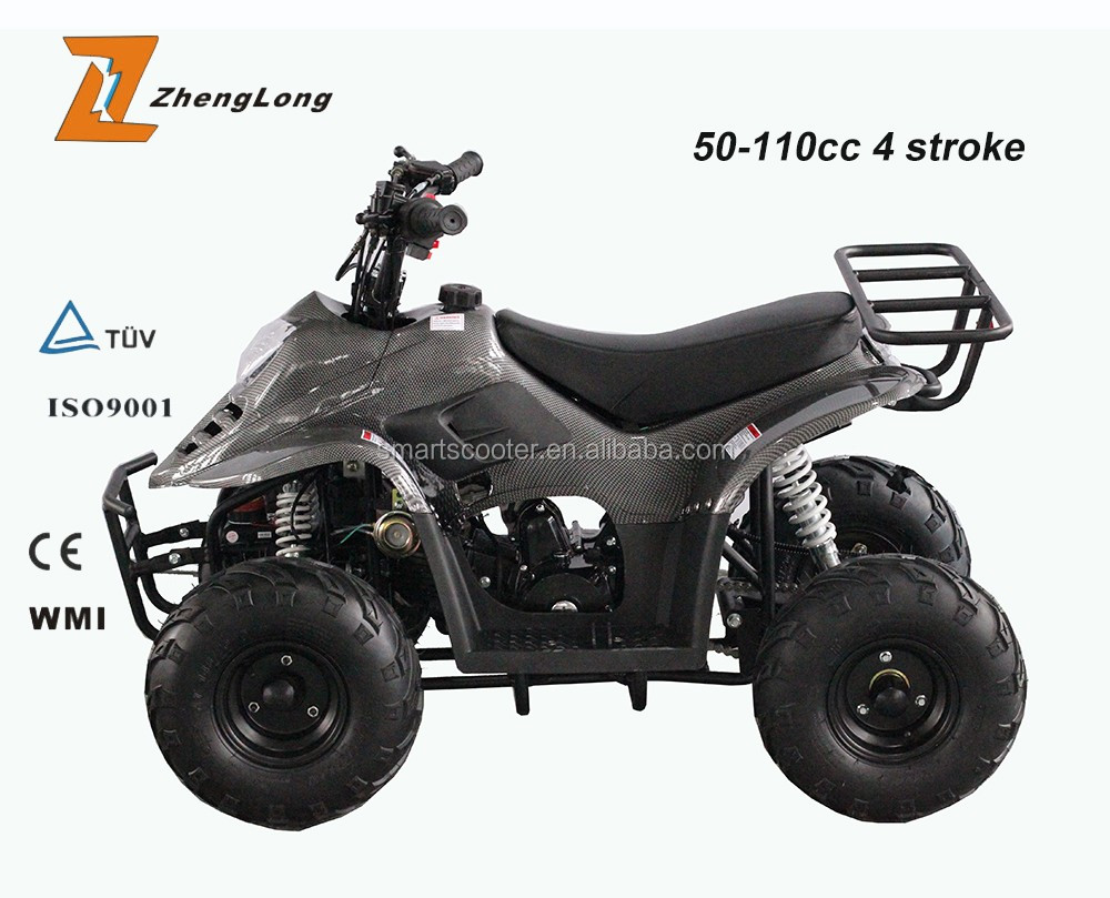 Mini zongshen 4 stroke atv cars cool sports atv for adults