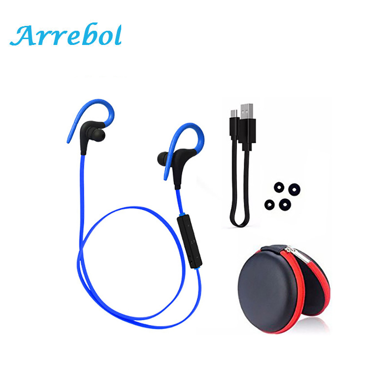 Sport In-Ear Headphone Earphone Blue tooth Earphone
