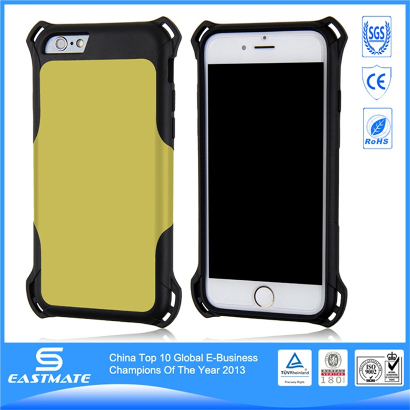 slim durable cell phone heat prevention for iphone 6