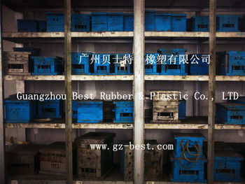 Plastic or Rubber Product Mould