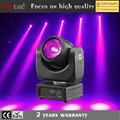 Hot popular 60 w 4in1rgbw mini led beam stage lighting moving head for sale