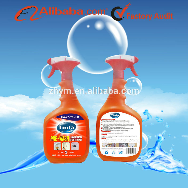 Tinla Stain Remover Pre-Wash Spray 500ml Good Quality