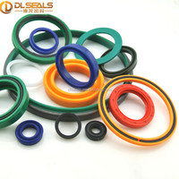 Hydraulic cylinder UNS IDI YXD MPS BAS BS DHS Piston rod seals PU seal