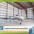 China airplane steel structure hangar