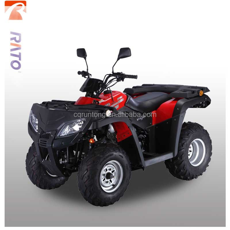 China wholesale cheap 250cc quad atv utility atv with EEC certificate