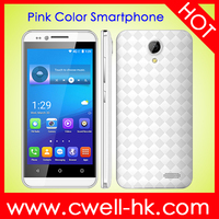 Oem smartphone Summer S4 4.5 Inch Screen Android 5.1Lollipop Quad Core mobile phone