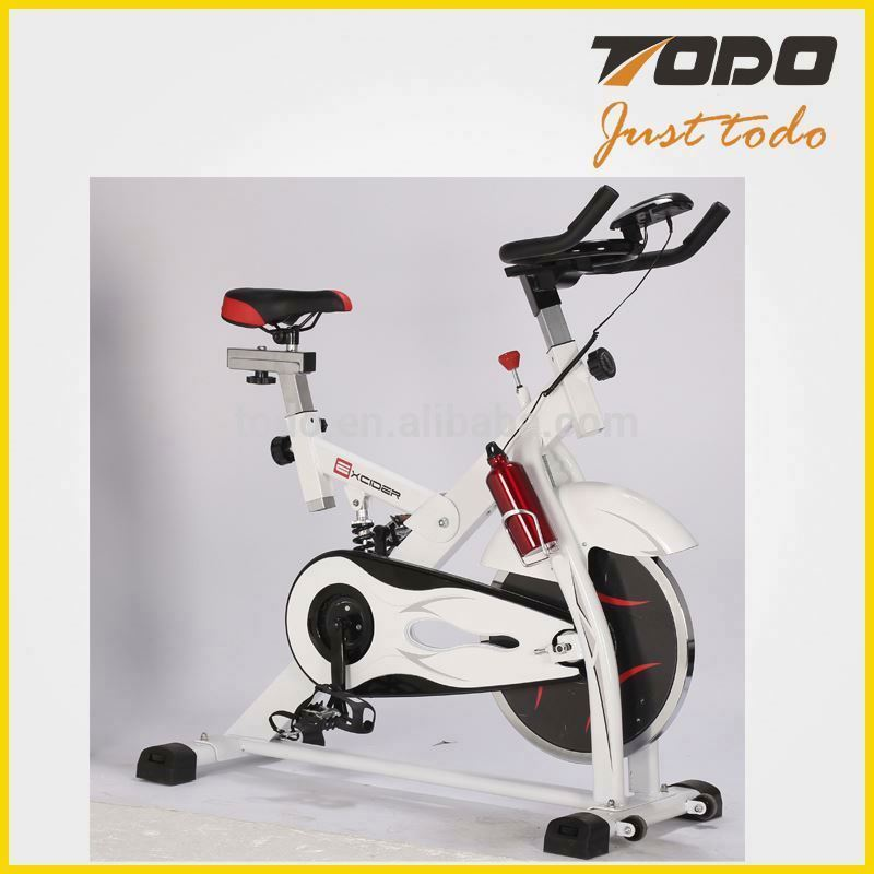 Professional commercial body fit gym master fitness spinning bike schwinn spin bike for gym
