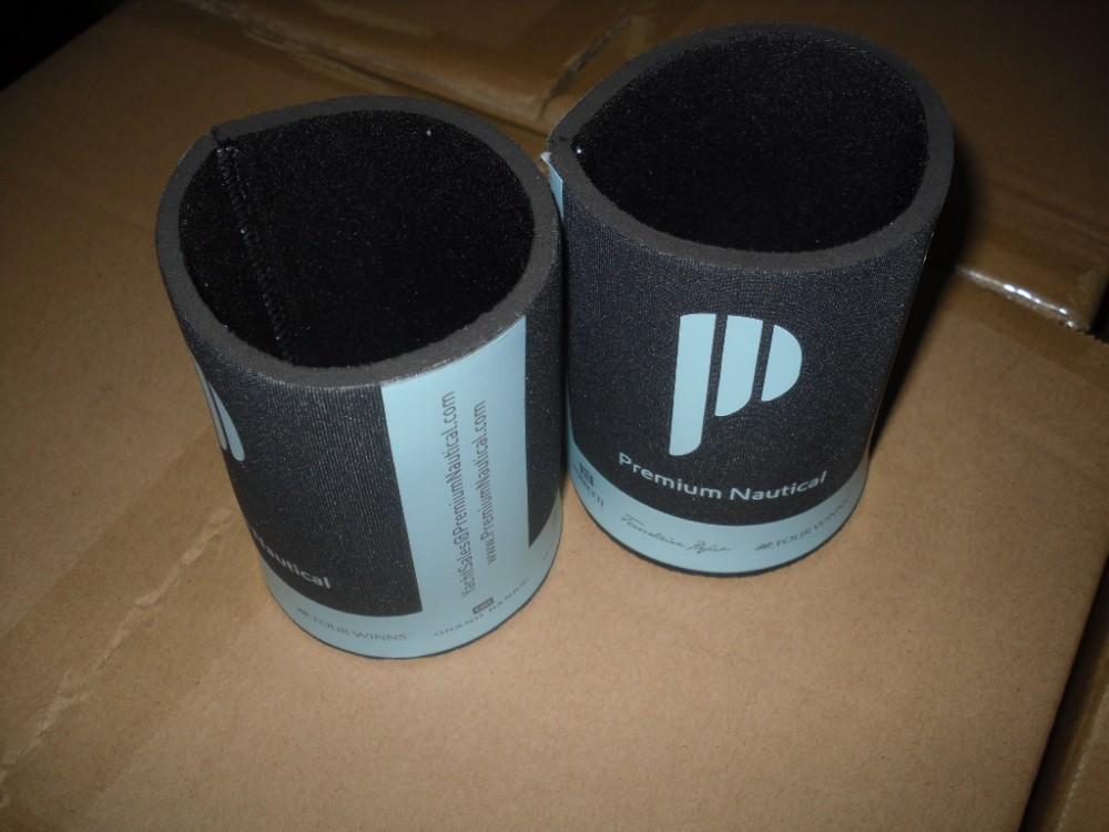 Cheap Bottle Cooler Custom Logo Printed Neoprene Stubby Cooler/Can Cooler/Stubby Holder