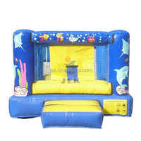 Attractive children's like bounce jumper and moonwalk inflatable and inflatable toy house