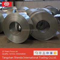Cold Rolled Galvanizing Steel GI Coils