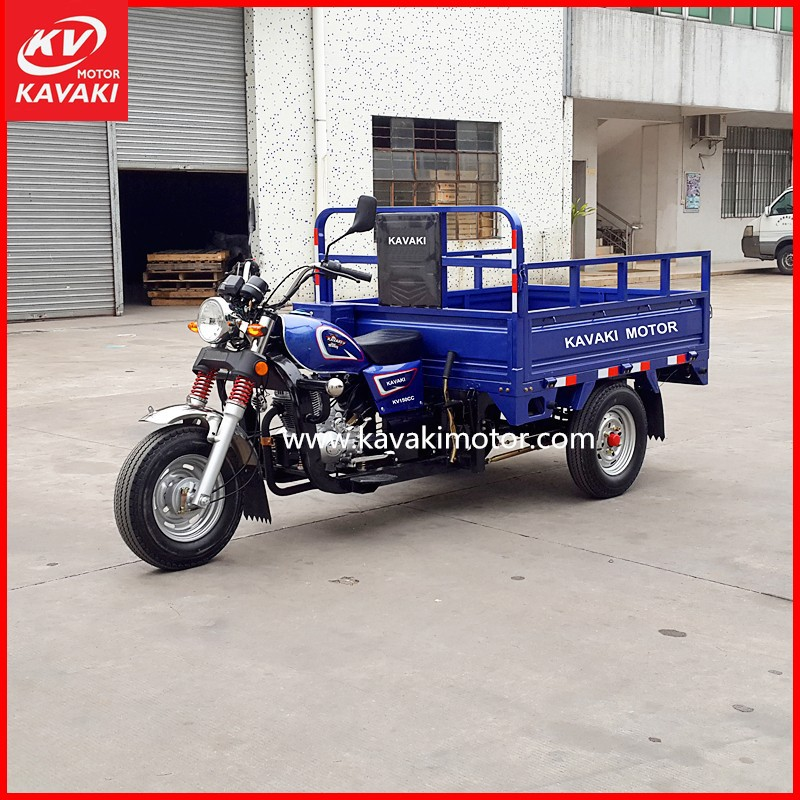 High Quality Gasoline Tricycle 3 Wheel Tricycle Motorcycle Popular In Sudan Mali