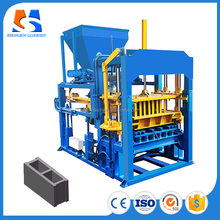 Building Block Making Machinery Concrete Block Press