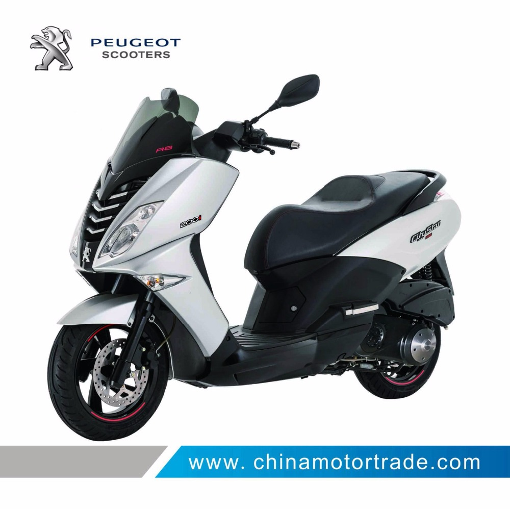 Hot Peugeot Motorcycles Scooter Citystar 200 Chinamotor trade
