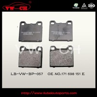 Car Part Supplier All Kinds Of Brake Pad For VW 171 698 151 E
