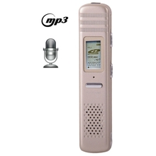 High sensitive voice recorder Professional 8GB LCD digital voice recorder 16gb with voice recorder with playback