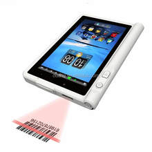 NFC QR code scanning tablets customized tablet android 6.0 quad core 7inch tablet with GPS 3G MID-1067