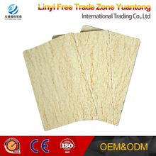 Pvdf Aluminum Composite Sheet Outdoor Use Wall Cladding/Marble Finish With Competitive Price