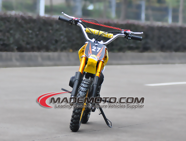 49cc mini dirt bike pull start with powerful motor