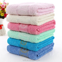 yarn dyed thick stripes 100% cotton home and hotel use towel sets