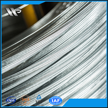 class A zinc coated electro galvanized iron wire for bending fencing