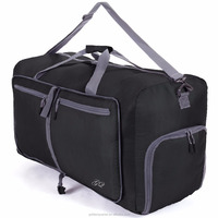 Packable Travel Duffle Bag Large Lightweight Luggage Duffel Foldable Duffle For Luggage Gym Sports