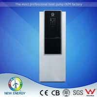 new products 2017 oem air water heat pump efficient in cold climate