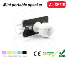 micro wireless speakers Silicone Sucker Cup Speaker Best External Speaker for Mobile Phone