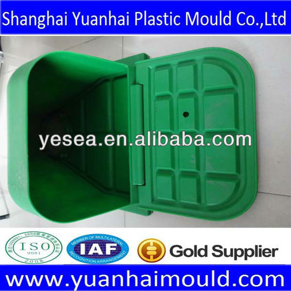 plastic ice box rotomoulding mould